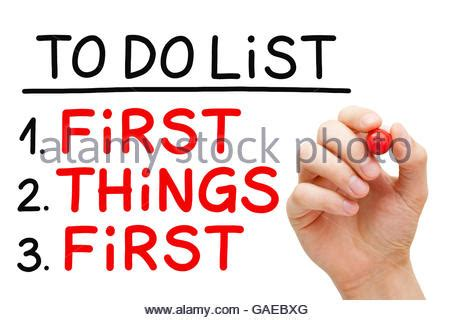 How to list things in an essay